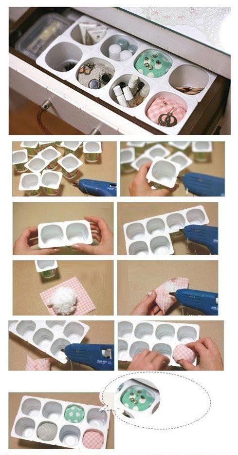 органайзер для хранения своими руками