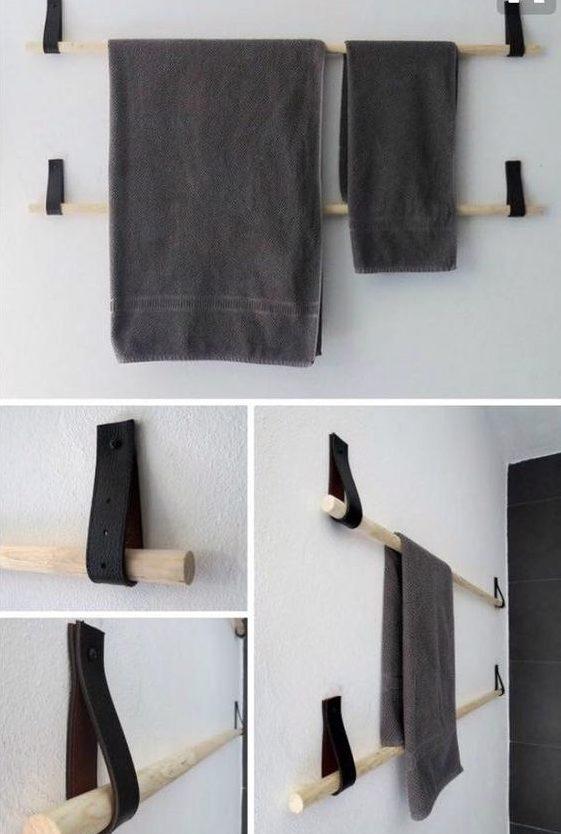 оригинальная идея для полотенец