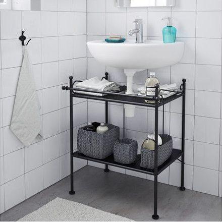 идеи хранения в ванной