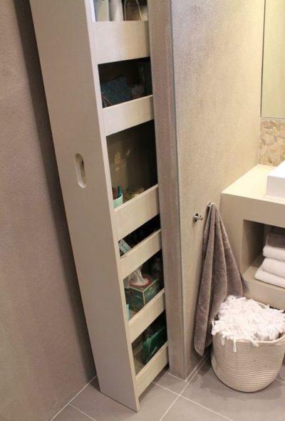 удобный-выдвижной-шкаф-для-ванной