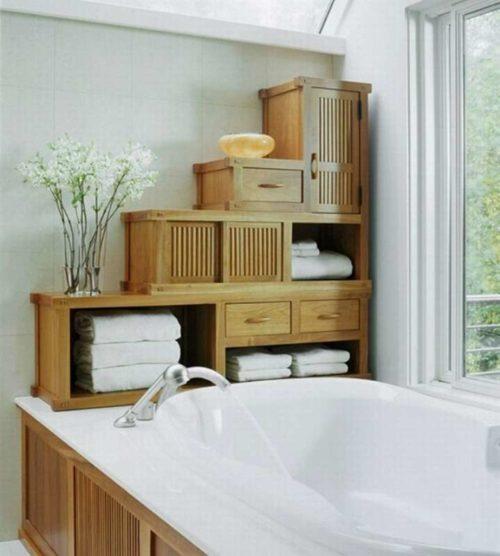 деревянный-шкаф-в-ванную-комнату