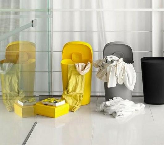 красивые-пластмассовые-корзины-для хранения
