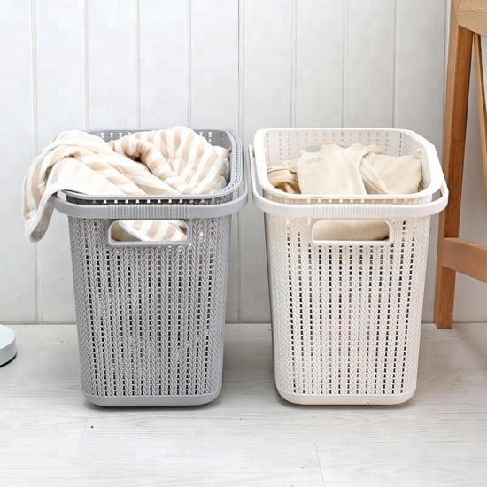 Корзины для хранения грязного белья (110+ фото, видео-МК): все или ничего