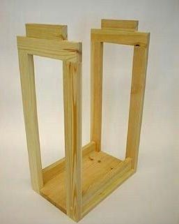 деревянная-стойка-основа