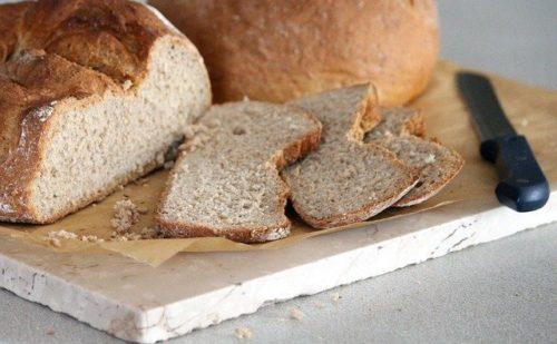 нарезанный-хлеб
