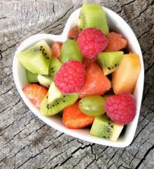 тарелка-фруктов