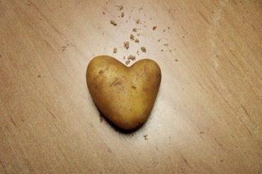 ржавчину-картофелем