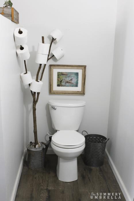 дерево-для-туалетной-бумаги