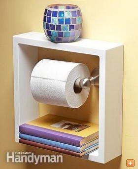 держатель-в туалет-сделать-просто