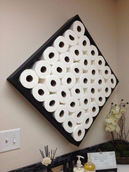 туалетная-бумага-на стене