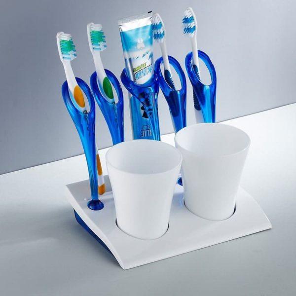 стойки для зубных щеток