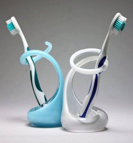 подставки для зубных щеток