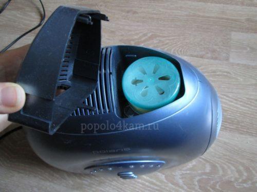 очиститель воздуха с ароматизатором