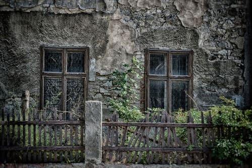 старые окна