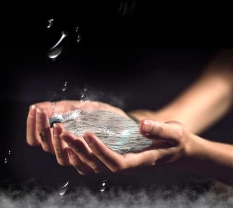 экономия воды в руках каждого