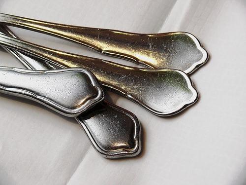 потемневшее серебро