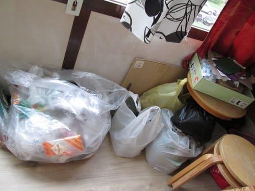 разделение мусора в домашних условиях