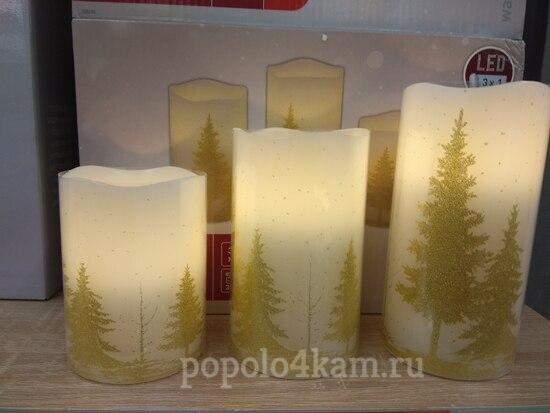 Натуральные и электронные свечи - достойная замена химическим свечам